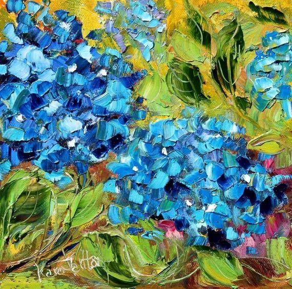 浪漫的风景油画 美国画家凯伦·塔尔顿作品插图27