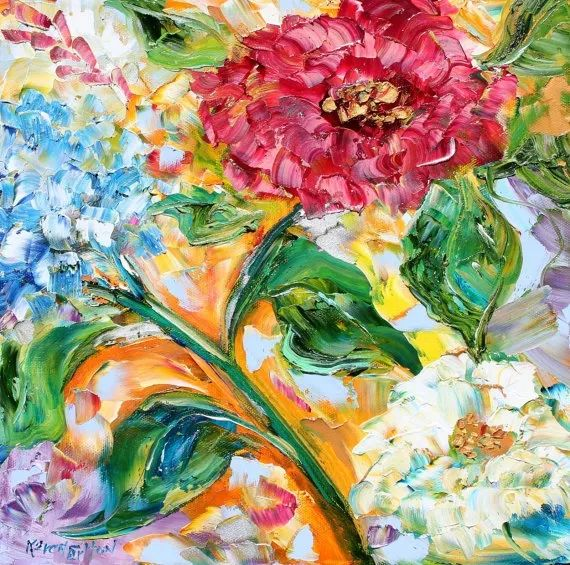 浪漫的风景油画 美国画家凯伦·塔尔顿作品插图39