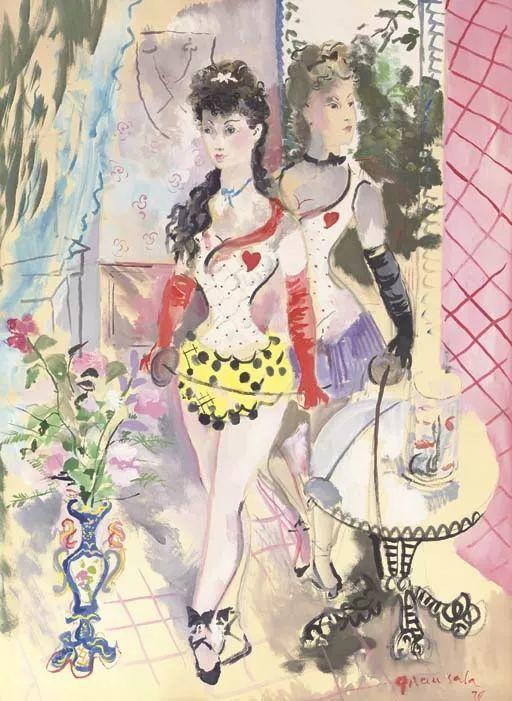 西班牙画家Emilio Grau Sala(1911–1975)插图2