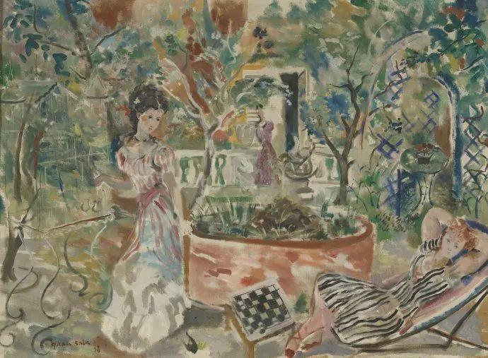 西班牙画家Emilio Grau Sala(1911–1975)插图3