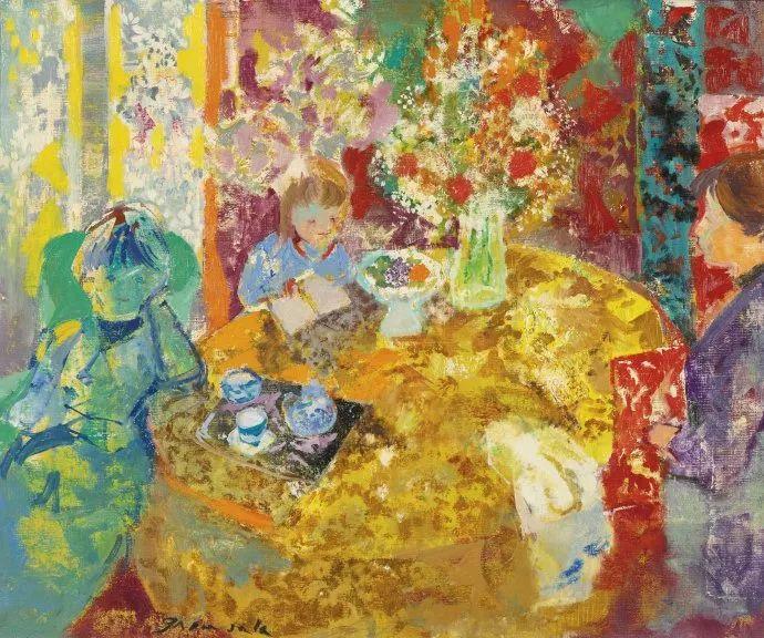 西班牙画家Emilio Grau Sala(1911–1975)插图5