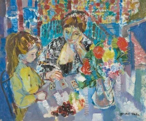 西班牙画家Emilio Grau Sala(1911–1975)插图6
