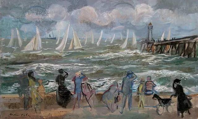 西班牙画家Emilio Grau Sala(1911–1975)插图10