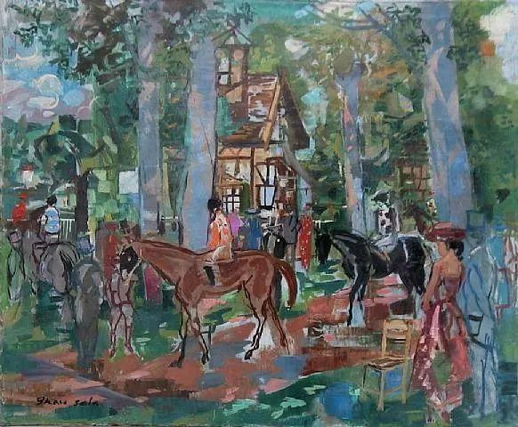 西班牙画家Emilio Grau Sala(1911–1975)插图11