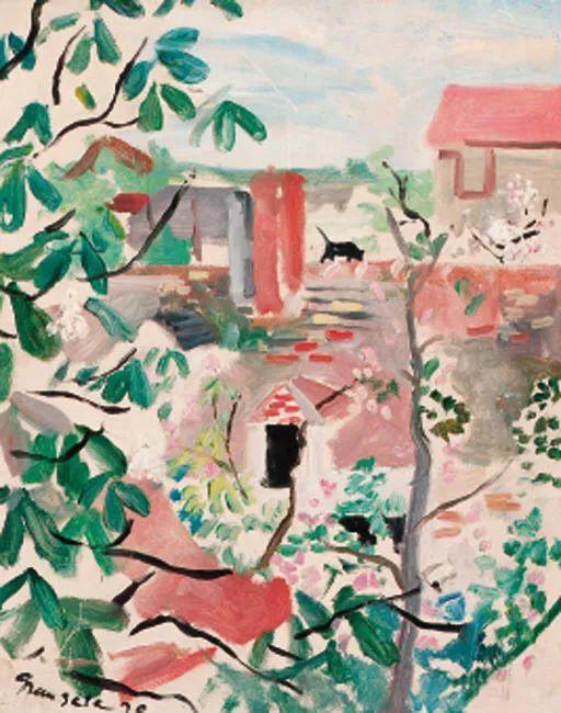 西班牙画家Emilio Grau Sala(1911–1975)插图15