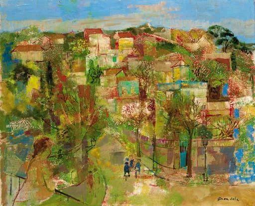 西班牙画家Emilio Grau Sala(1911–1975)插图18