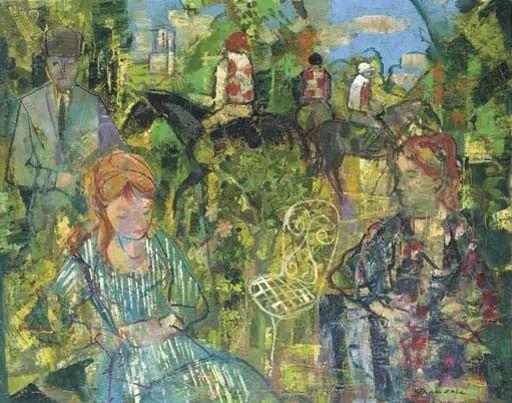 西班牙画家Emilio Grau Sala(1911–1975)插图20