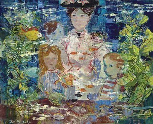 西班牙画家Emilio Grau Sala(1911–1975)插图25