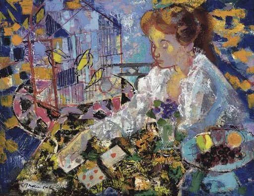 西班牙画家Emilio Grau Sala(1911–1975)插图26