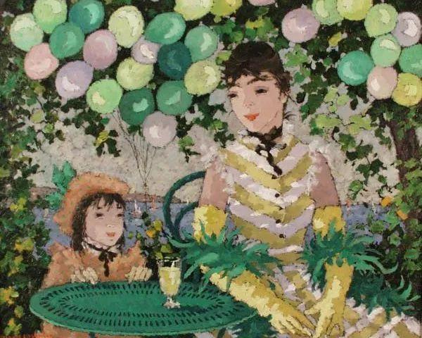 法国画家Suzanne Eisendieck(1908–1998)插图1