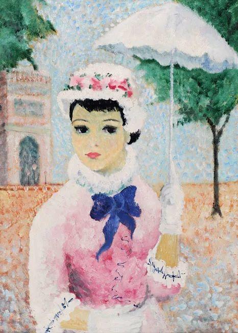 法国画家Suzanne Eisendieck(1908–1998)插图3