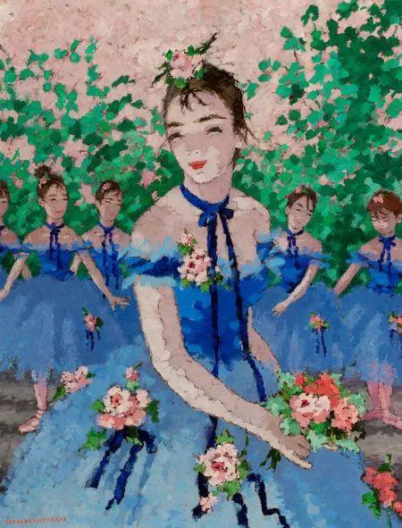 法国画家Suzanne Eisendieck(1908–1998)插图5