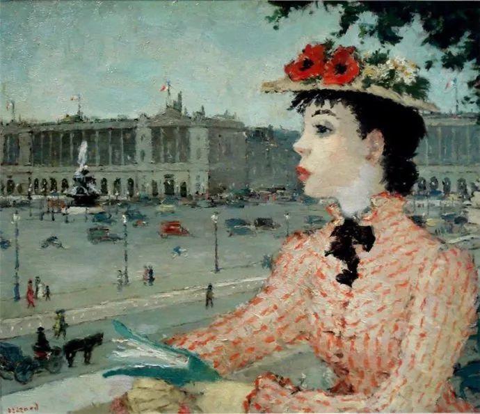 法国画家Suzanne Eisendieck(1908–1998)插图9