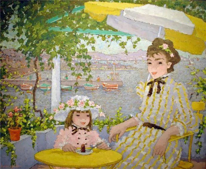 法国画家Suzanne Eisendieck(1908–1998)插图13