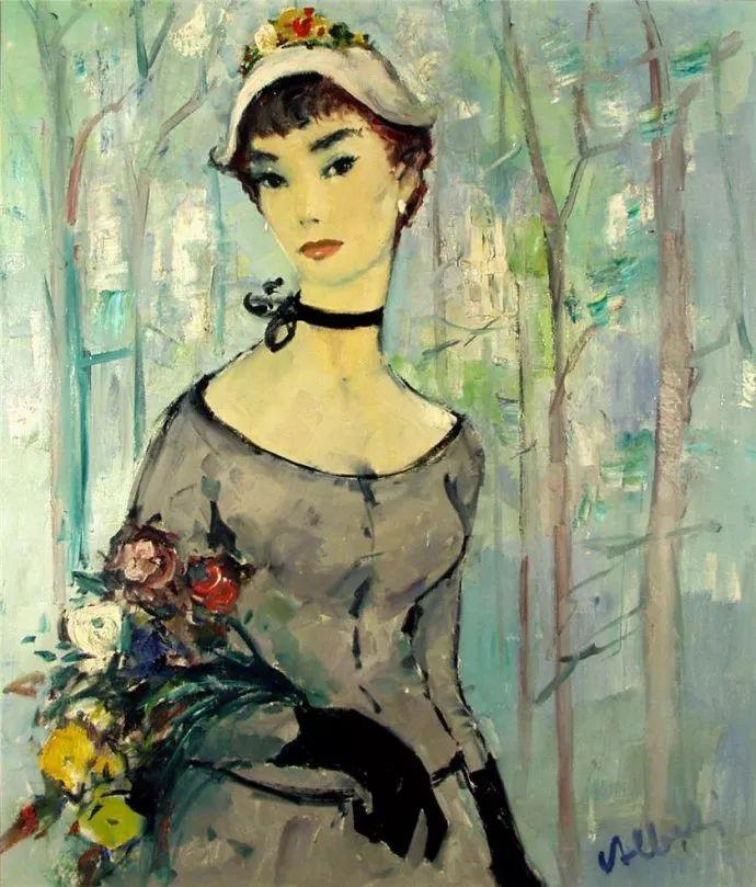 法国画家Suzanne Eisendieck(1908–1998)插图15
