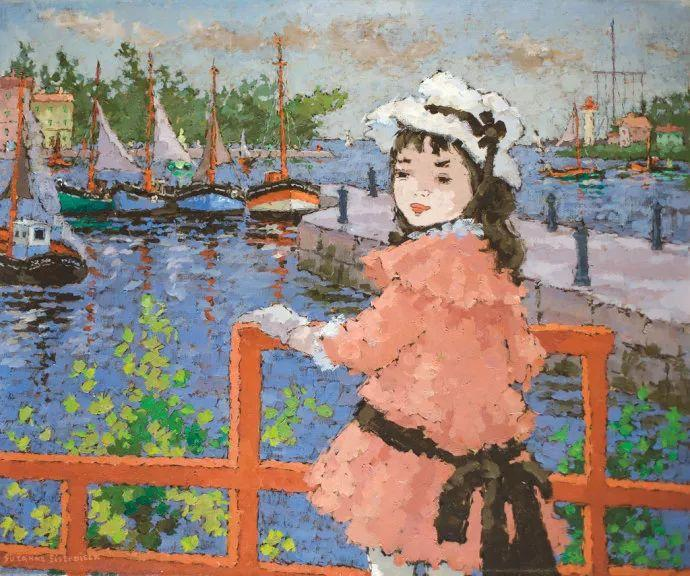 法国画家Suzanne Eisendieck(1908–1998)插图17