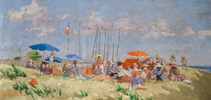 法国画家Suzanne Eisendieck(1908–1998)插图19