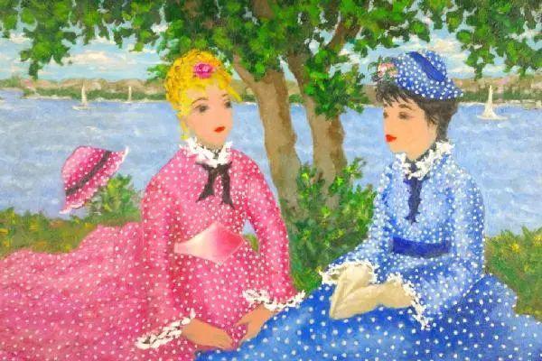 法国画家Suzanne Eisendieck(1908–1998)插图21