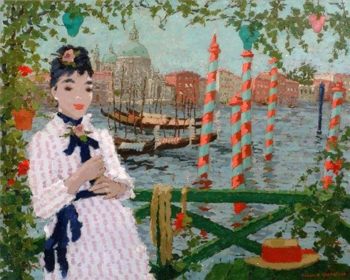 法国画家Suzanne Eisendieck(1908–1998)插图29
