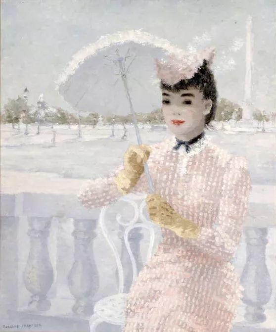 法国画家Suzanne Eisendieck(1908–1998)插图31