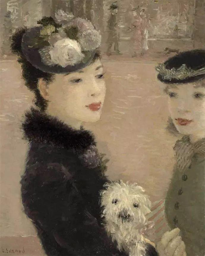 法国画家Suzanne Eisendieck(1908–1998)插图35