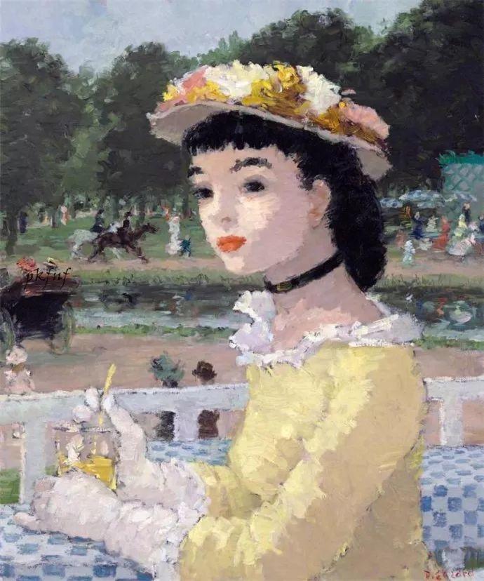 法国画家Suzanne Eisendieck(1908–1998)插图37