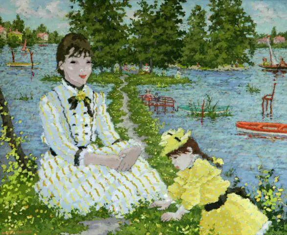 法国画家Suzanne Eisendieck(1908–1998)插图39