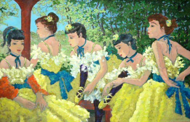 法国画家Suzanne Eisendieck(1908–1998)插图41