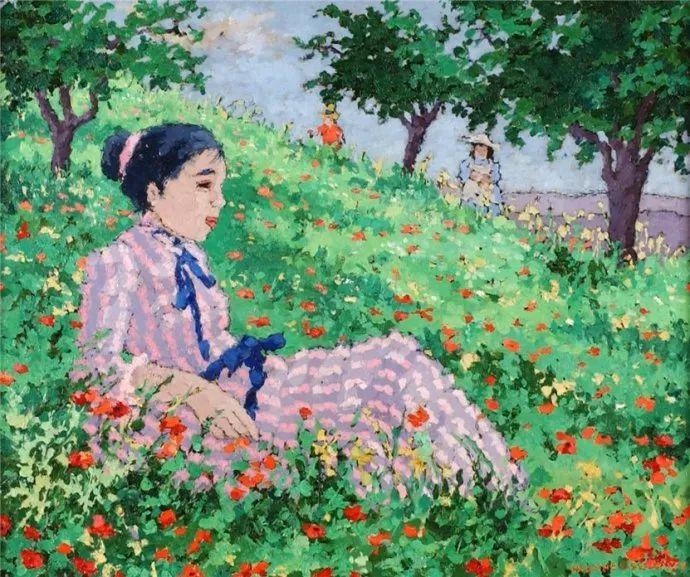 法国画家Suzanne Eisendieck(1908–1998)插图43