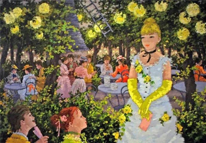 法国画家Suzanne Eisendieck(1908–1998)插图47