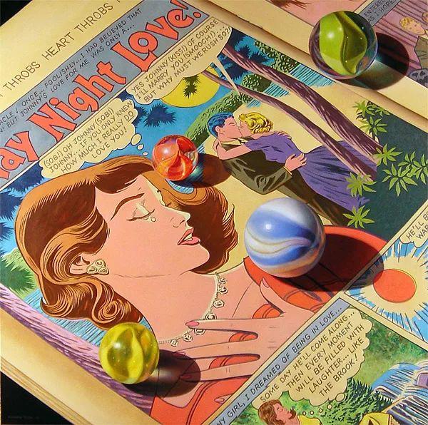 写实绘画 美国Glennray Tutor作品欣赏一插图3