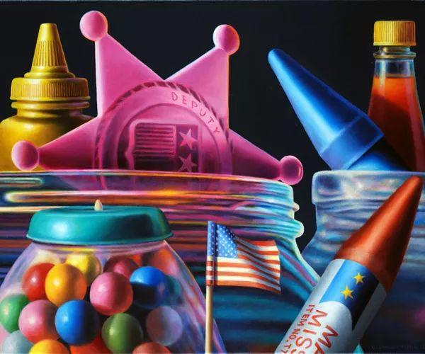 写实绘画 美国Glennray Tutor作品欣赏一插图25