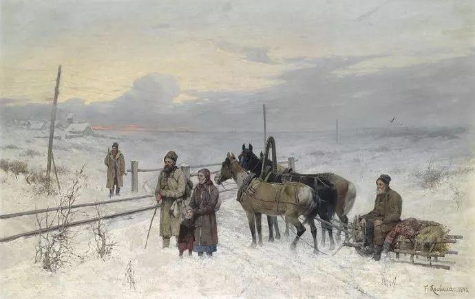俄罗斯画家Frants Roubaud (1856-1928)插图31
