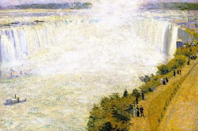 印象派 美国艺术家Philip Leslie Hale (1865~1931)插图19