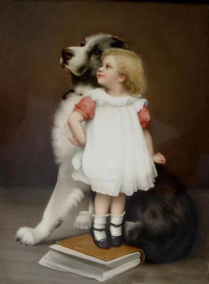 擅长女性绘画  法国画家Emile Vernon(1872–1919)插图3