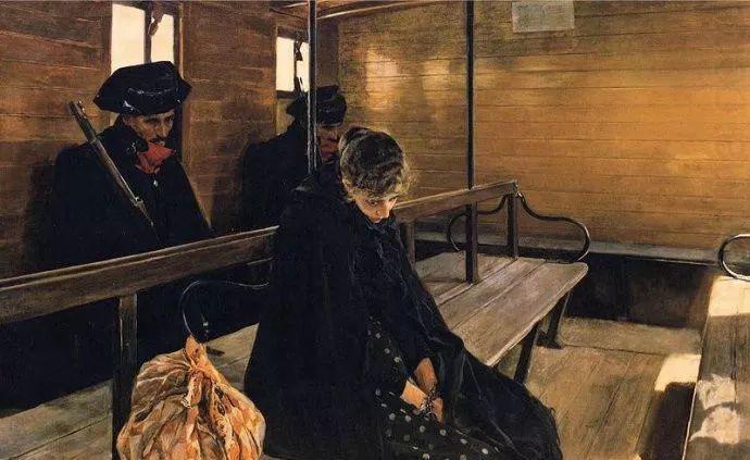 印象派 西班牙画家Joaquín Sorolla y Bastida插图1