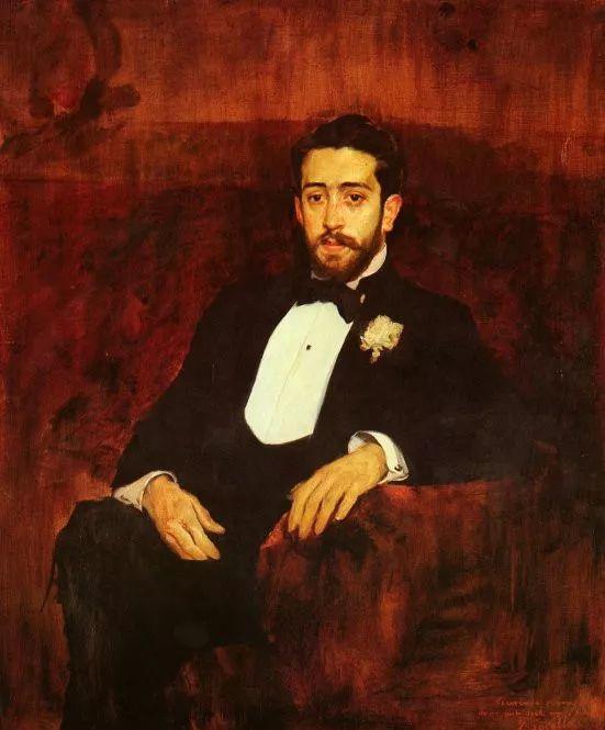 印象派 西班牙画家Joaquín Sorolla y Bastida插图11