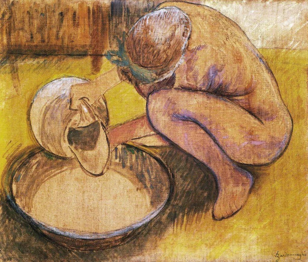意大利印象派画家Federico Zandomeneghi作品二插图5