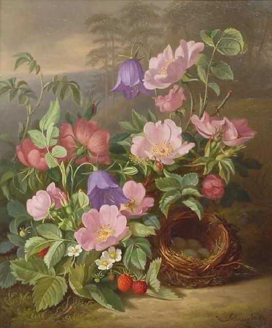 奥地利画家Josef Schuster (Austrian, 1812–1890)插图15
