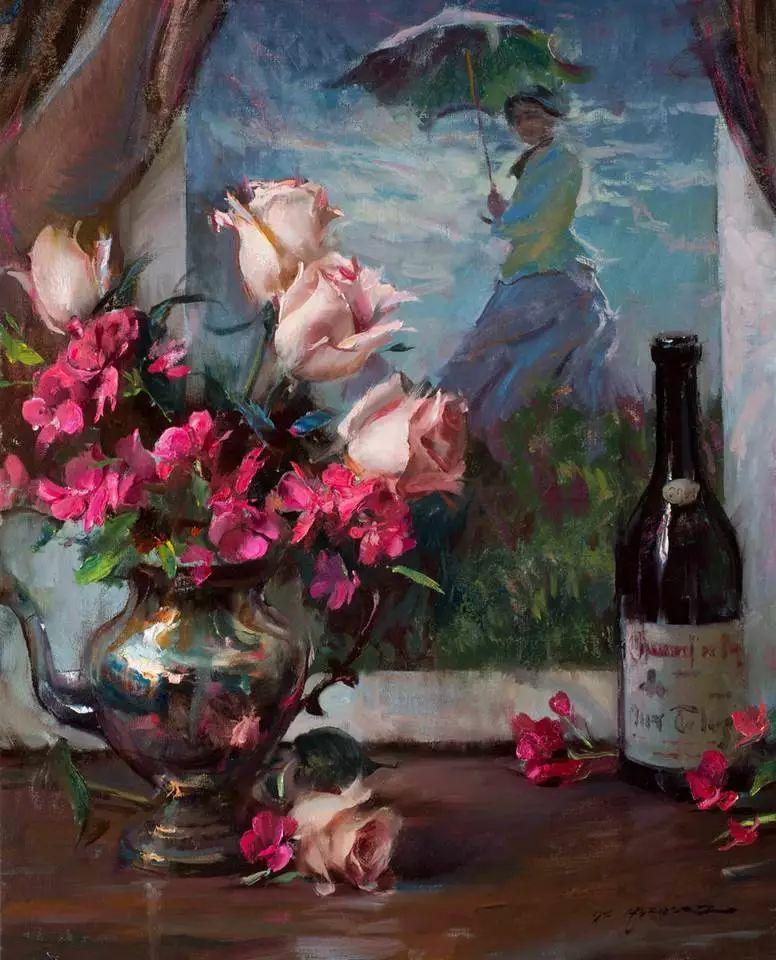 浪漫写实主义风格 美国画家Daniel F.Gerhartz作品二插图21