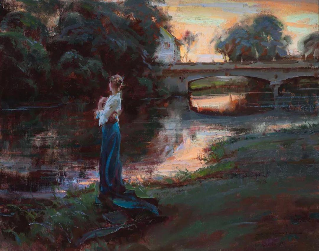 浪漫写实主义风格 美国画家Daniel F.Gerhartz作品二插图33