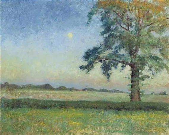 英国印象派画家Wynford Dewhurst插图5