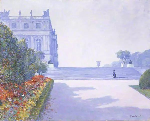 英国印象派画家Wynford Dewhurst插图7