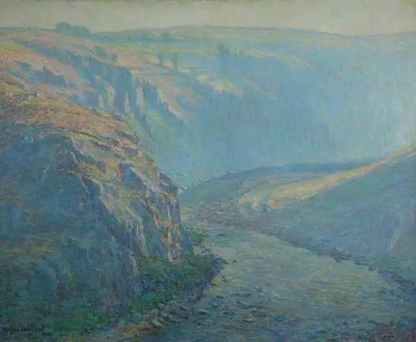 英国印象派画家Wynford Dewhurst插图27