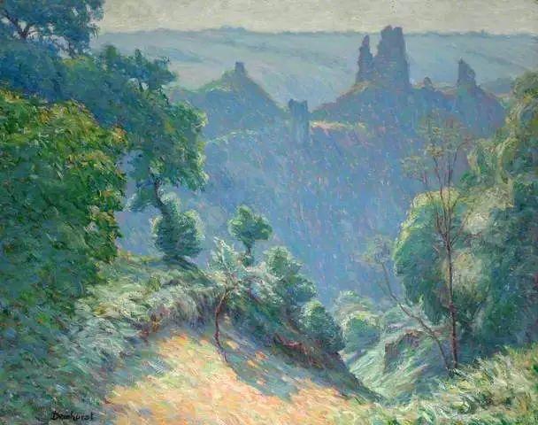 英国印象派画家Wynford Dewhurst插图29