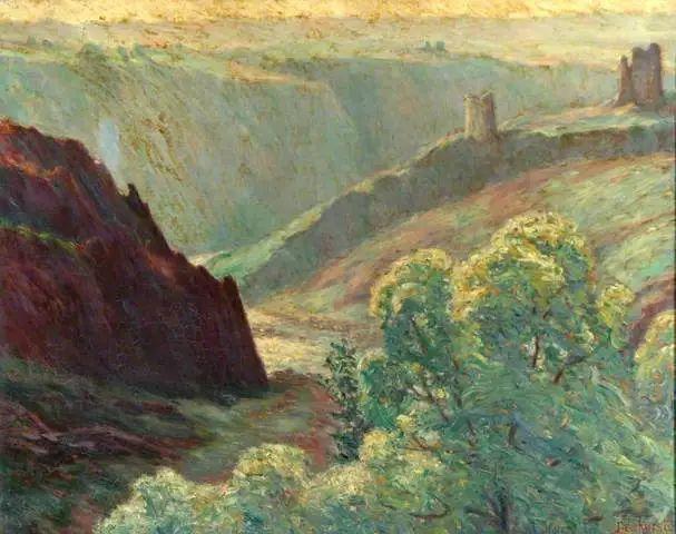 英国印象派画家Wynford Dewhurst插图31