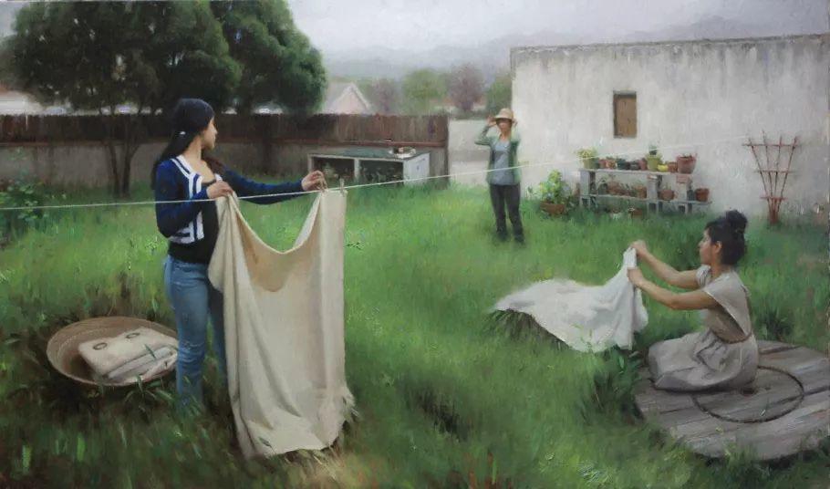 写实主义作品欣赏 美国约瑟夫.托朵洛维奇插图41