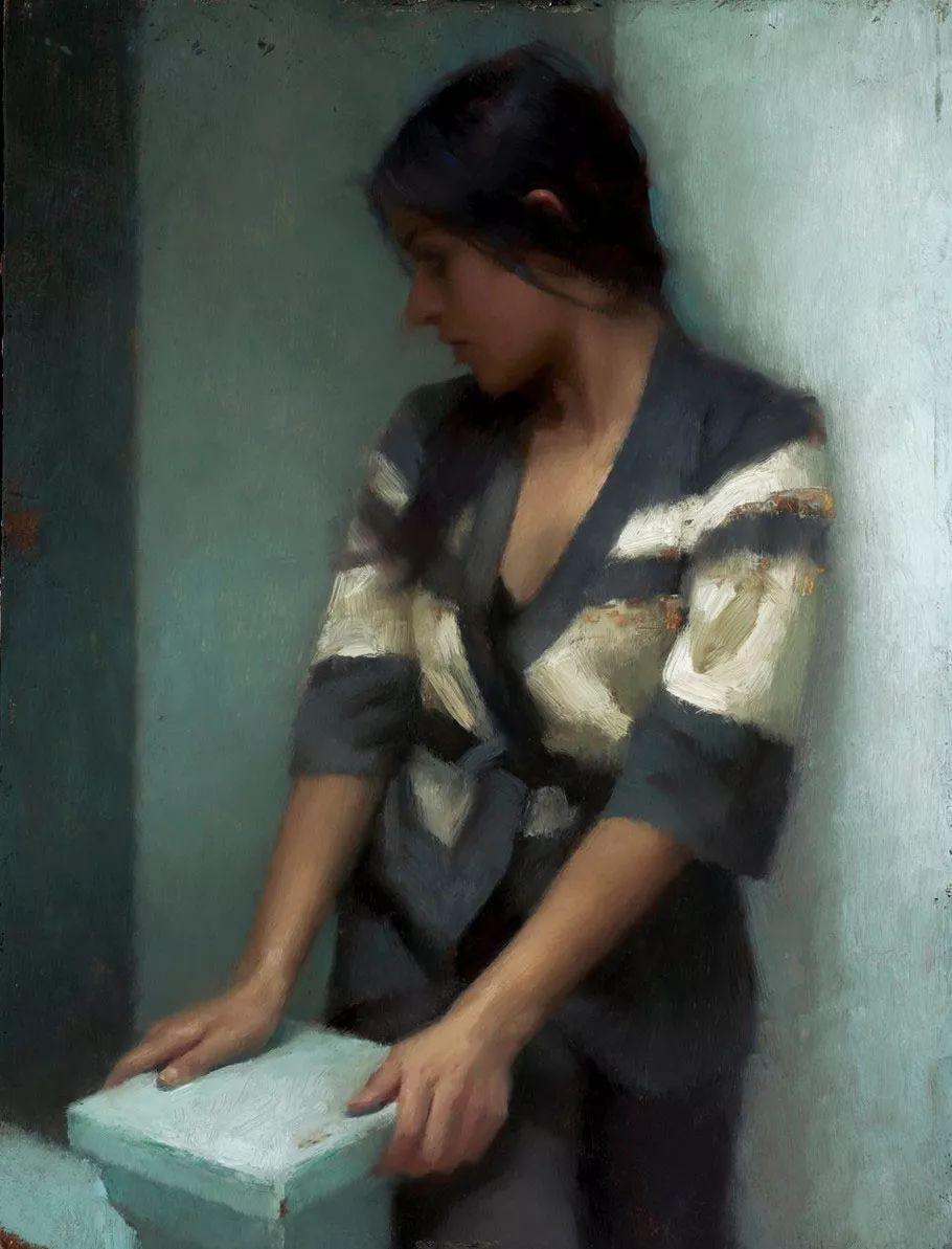 写实主义作品欣赏 美国约瑟夫.托朵洛维奇插图49