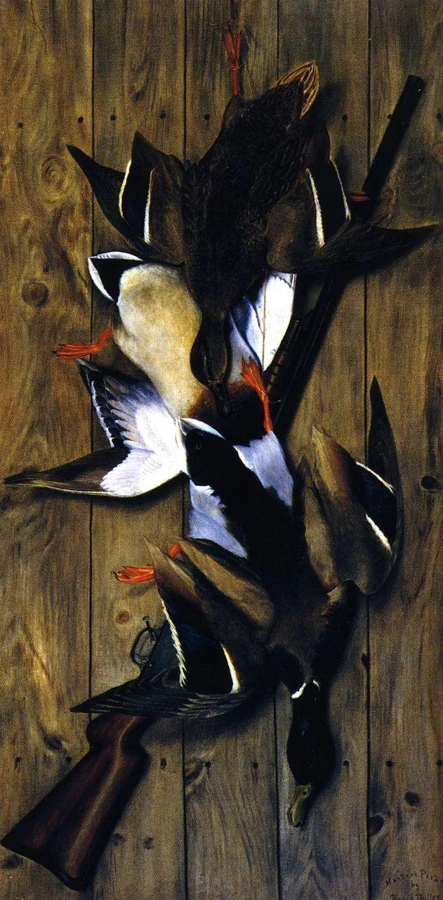 美国画家Joseph Henry Sharp插图11
