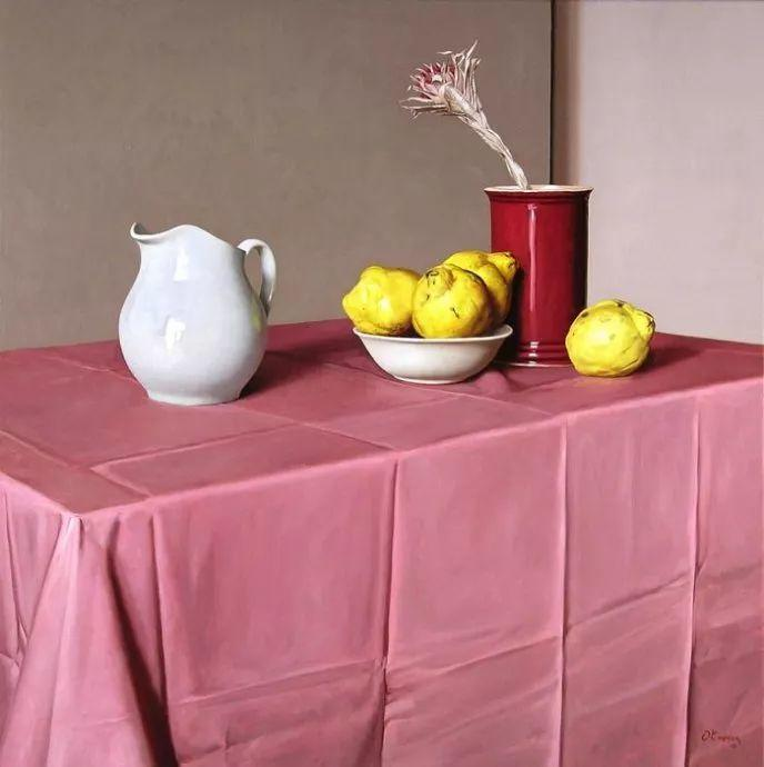 水果静物 阿根艺术家Fernando O'Connor插图7